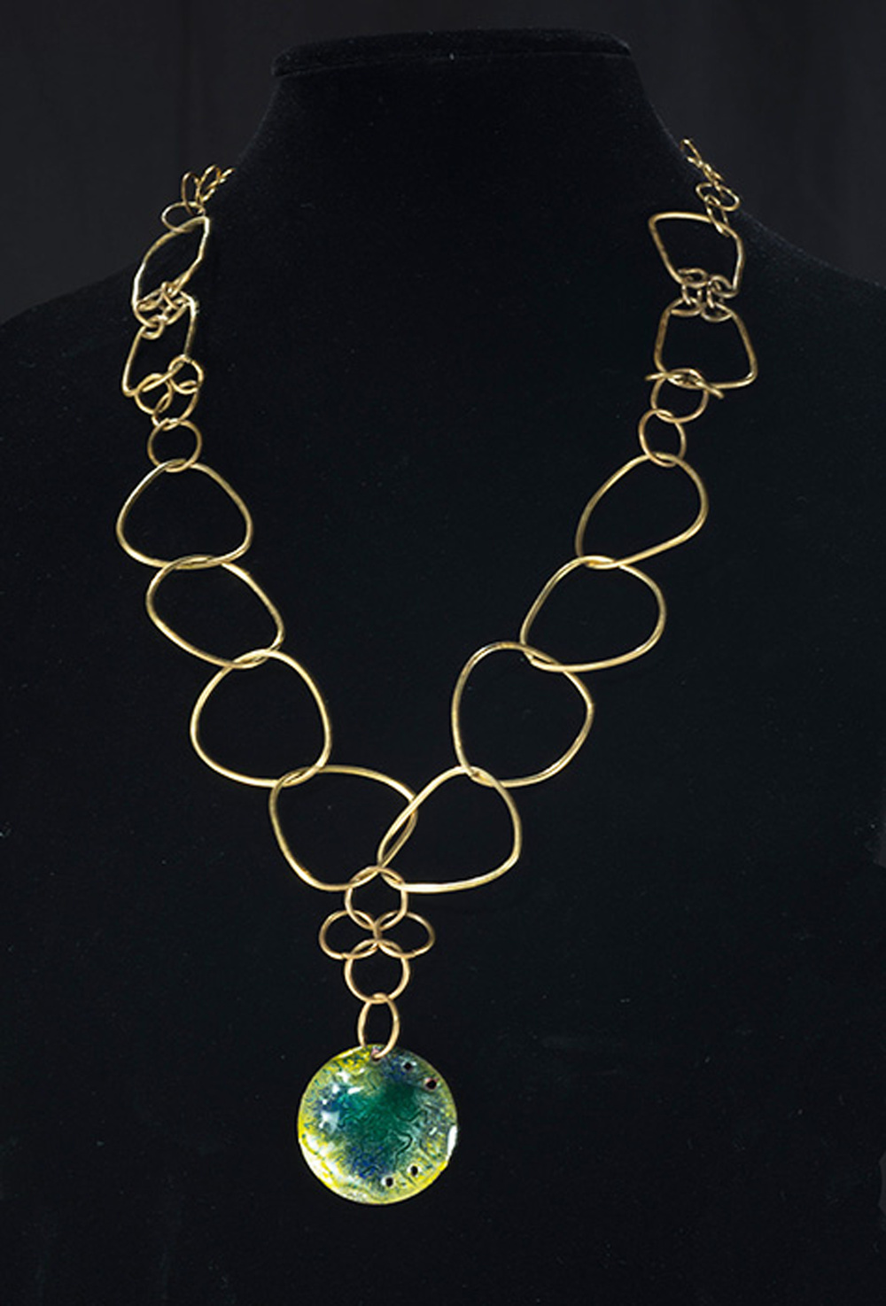 Aegean Necklace, 2013