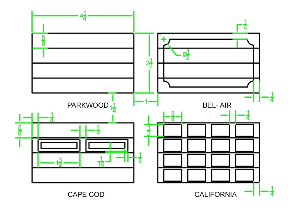 Garage Door Designs, 2013