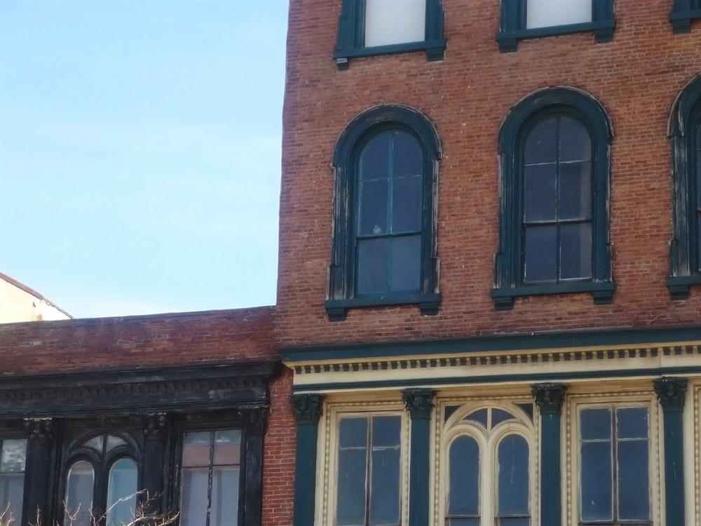 American Town, Oswego, NY, 2009