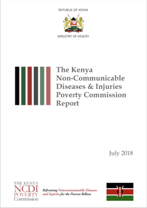 Kenya NCDI Poverty Commission Report