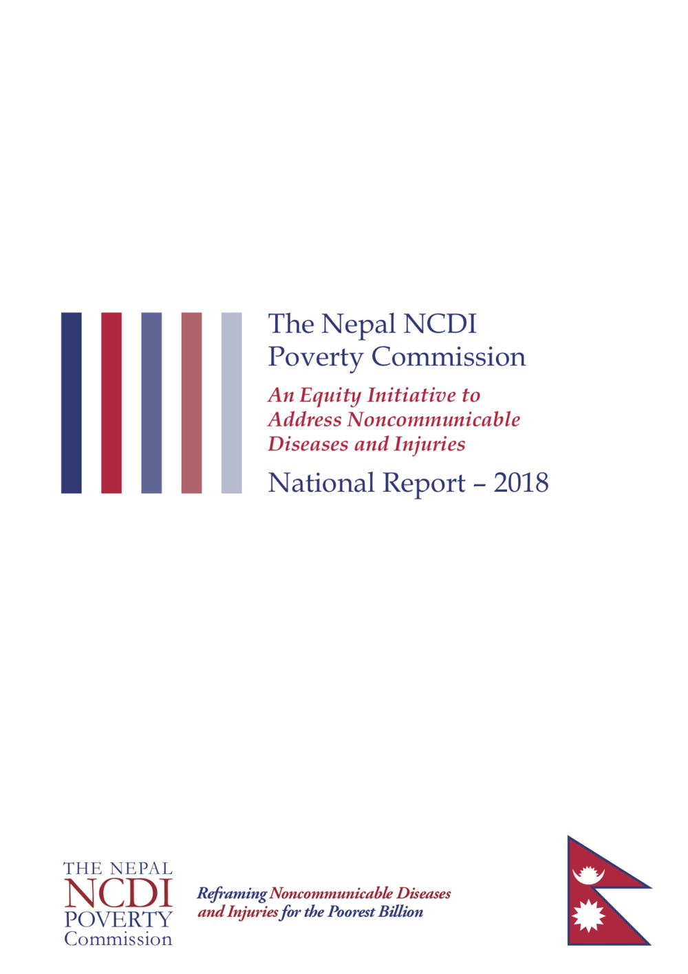 Nepal NCDI Poverty Commission Report
