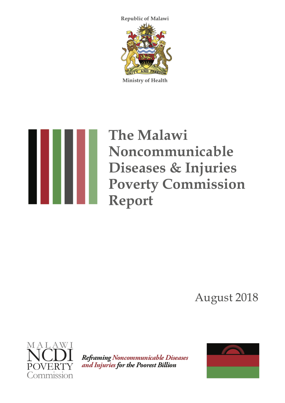 Malawi NCDI Poverty Commission Report