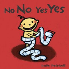 Cover to No No Yes Yes by Patricelli