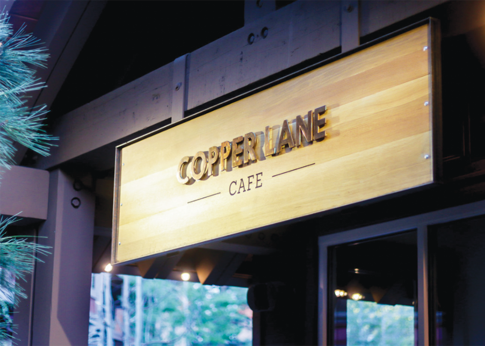 Copper Lane Cafe Logo