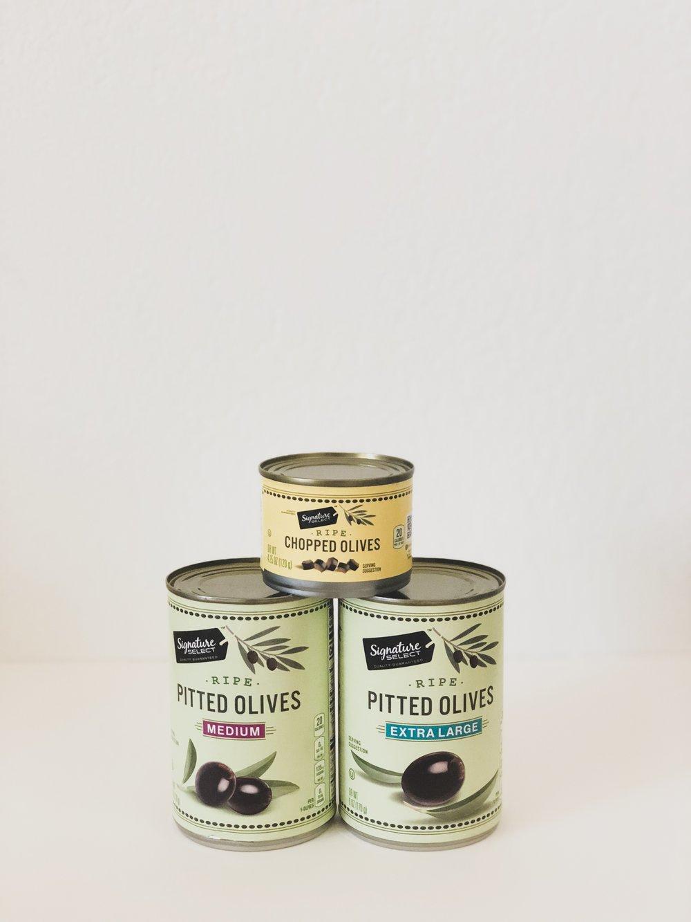 Safeway Olives