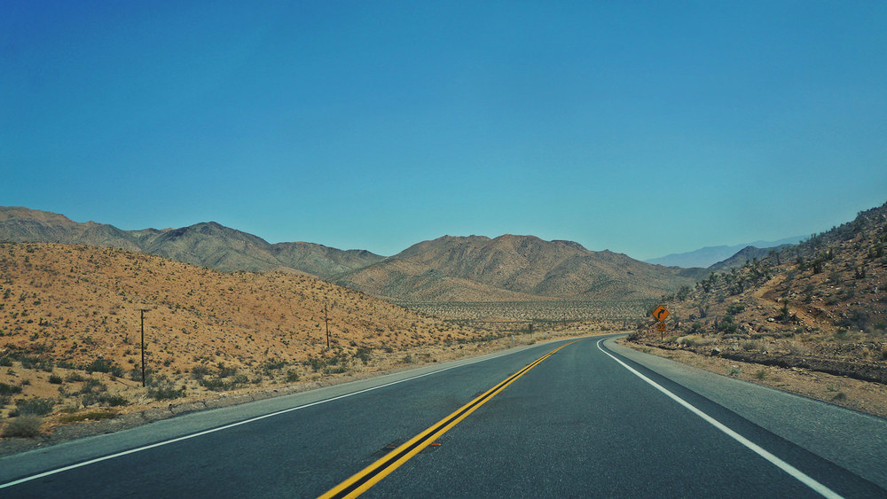 T  he road from Las Vegas to Joshua Tree is just surreal!  About 4 hours of complete awe.