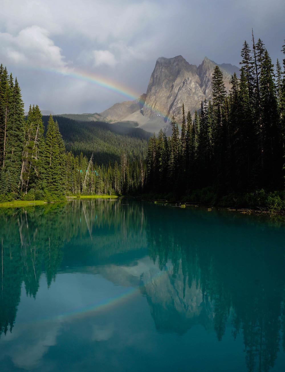 Emerald Lake - Yoho National Park