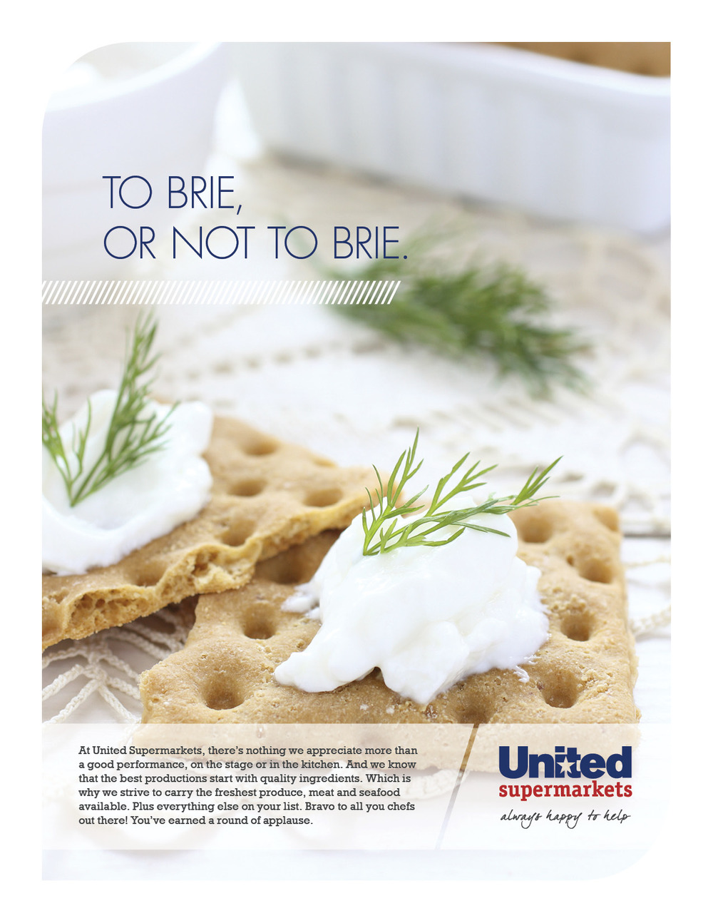 United Supermarkets / Ad