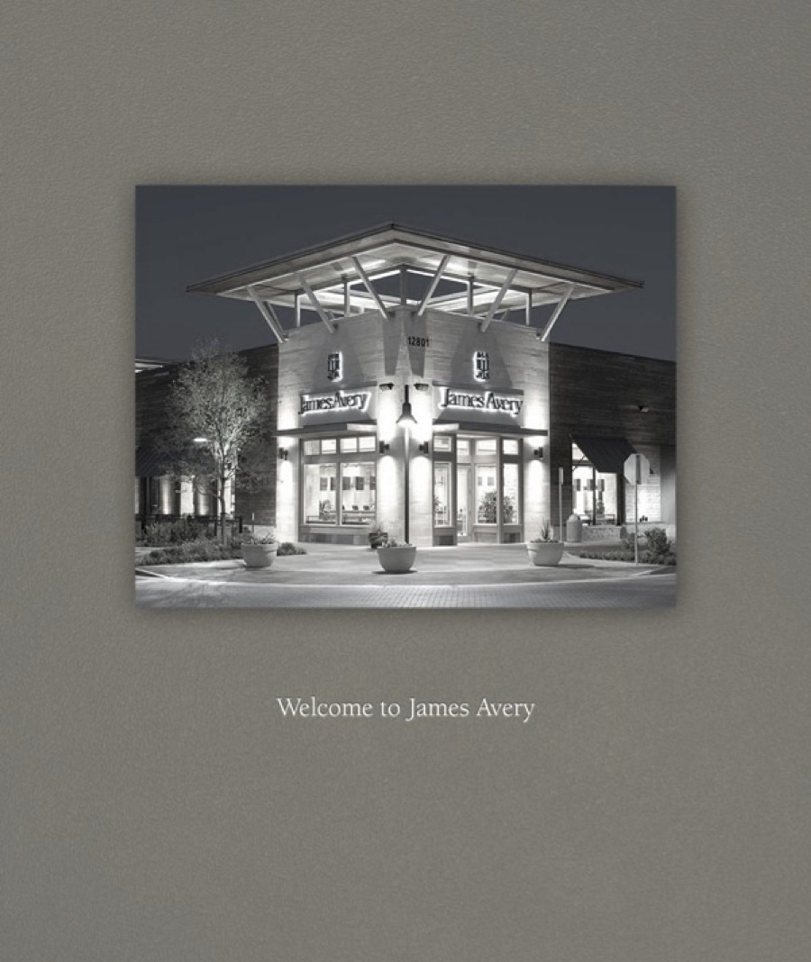 James Avery Jewelry / Brochure