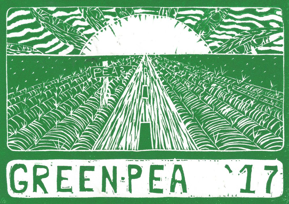 Shawn Webster - Huntsville, Alabama   Green Pea Press