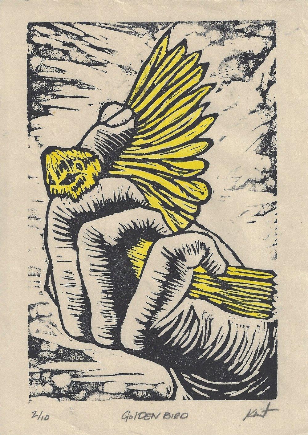 """""""Golden Bird"""""""