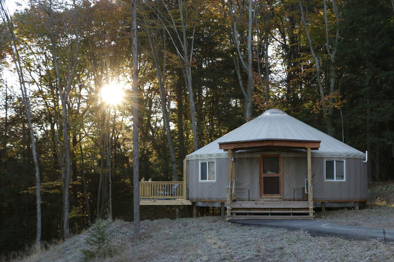 Savage River Lodge >> Yurts Savage River Lodge