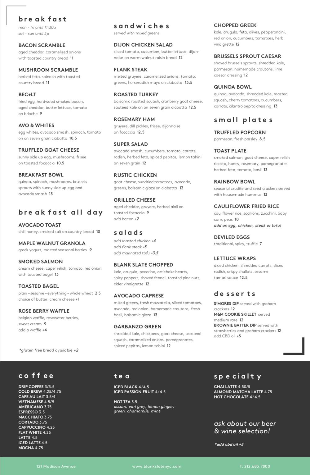 Blank Slate Dine In Menu.png