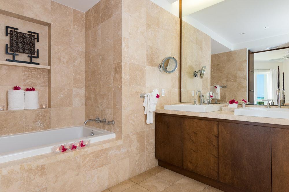 Ocean Front Luxury 1 Bedroom Suite- Master Bathroom.jpg