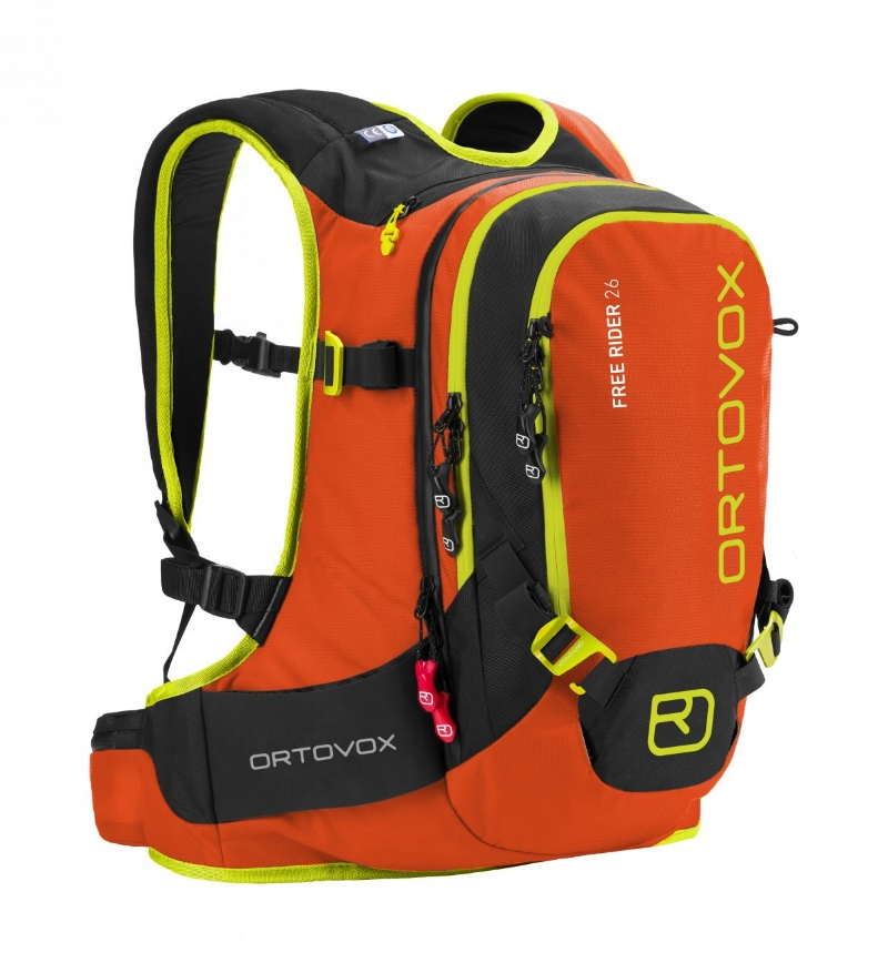 Ortovox Free Rider ABS Avalanche Backpack