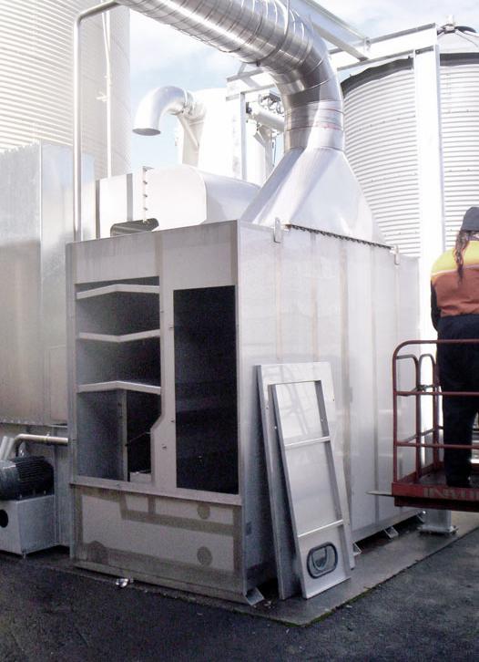 Wet Scrubbers — Filtercorp International Limited