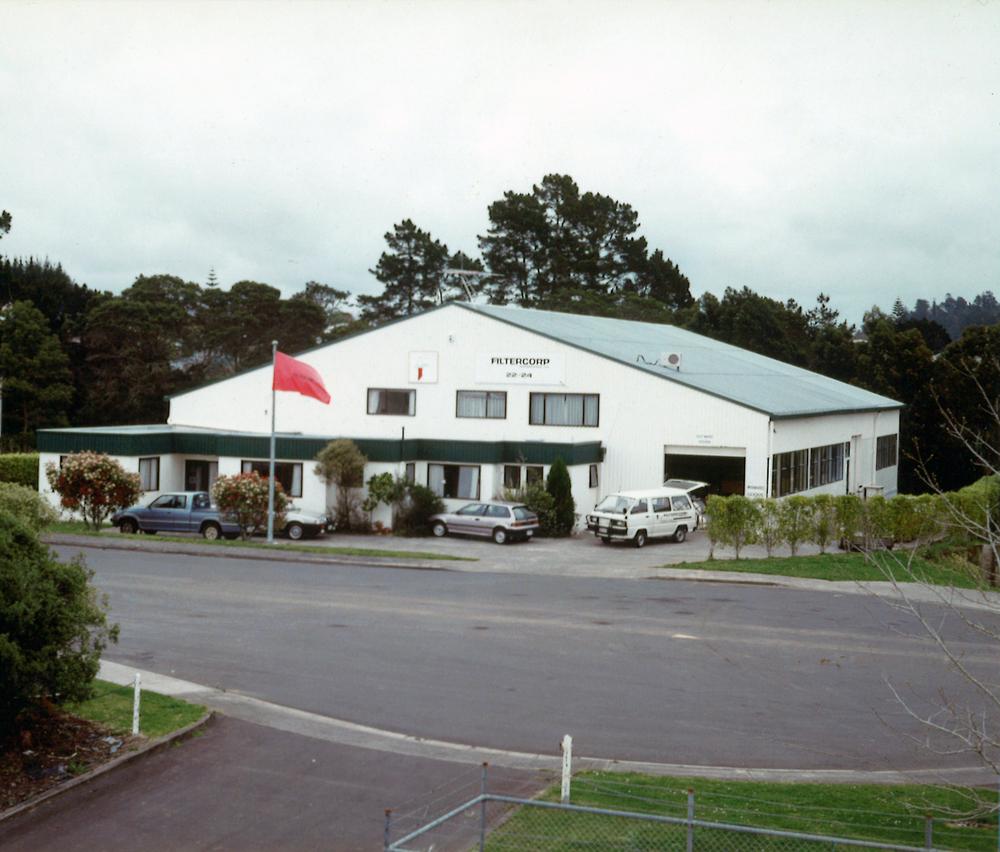 Filtercorp 1986-1998