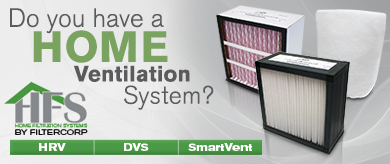 Home Filtration Systems (HFS)