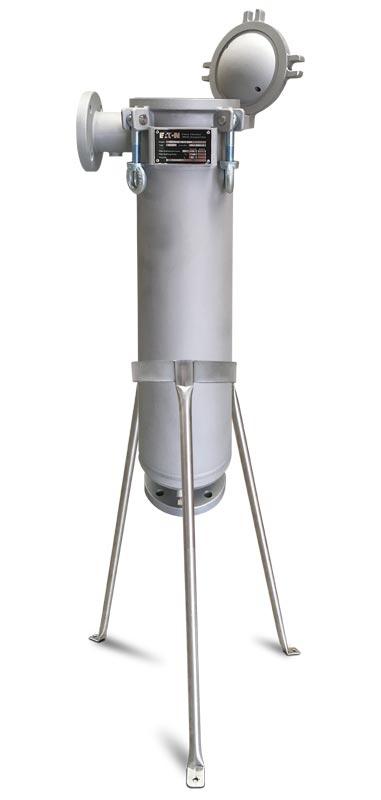 Filtercorp Pressure Vessel in Stand