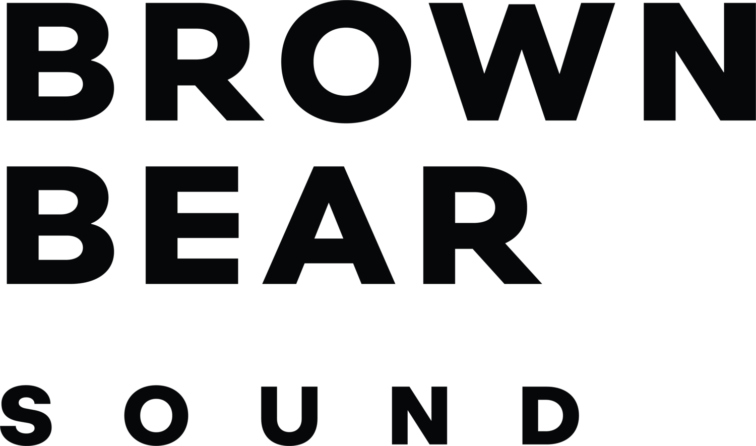 Brown Bear Sound