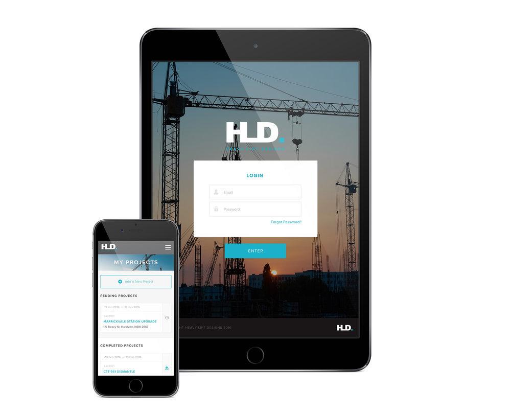 Mobile Crane Verification Portal