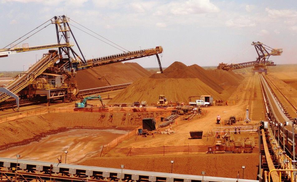 Crane Studies in the Pilbara
