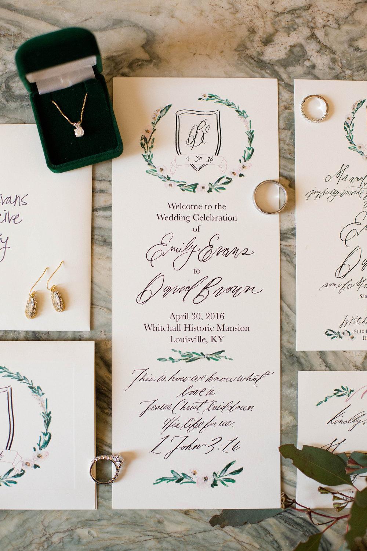 A Sweet Spring Garden Wedding — Melody Joy