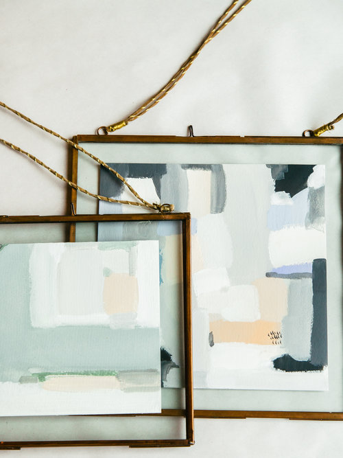 How To | Framing Small Paper Artwork — Melody Joy