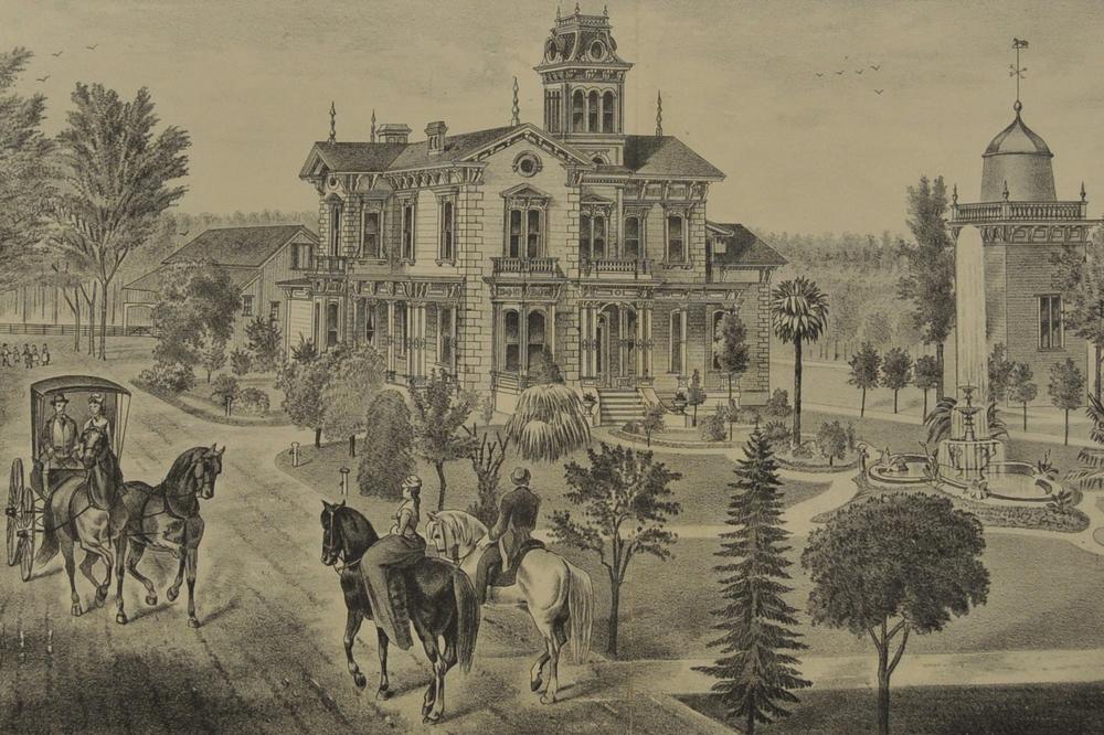 Meek Estate History