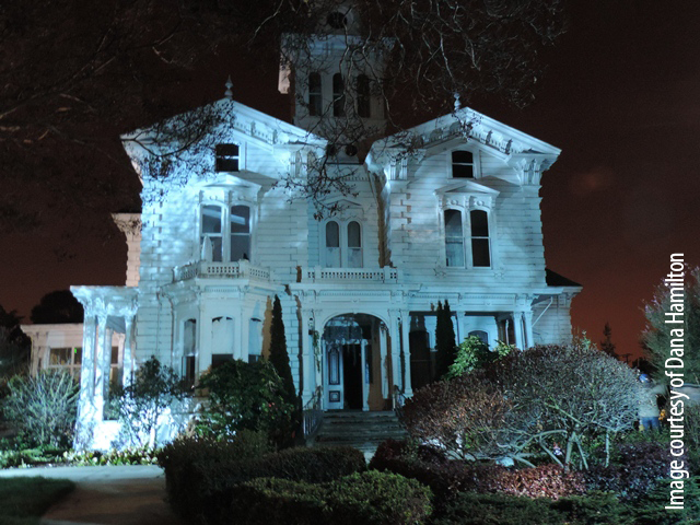 Meek Mansion - image courtesy of Dana Hamilton