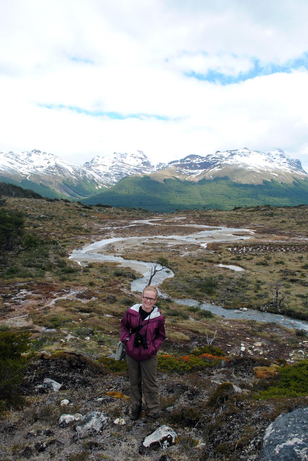 Andes Mountains, Tierra Del Fuego, Ushuaia, Argentina - Maggie a la Mode