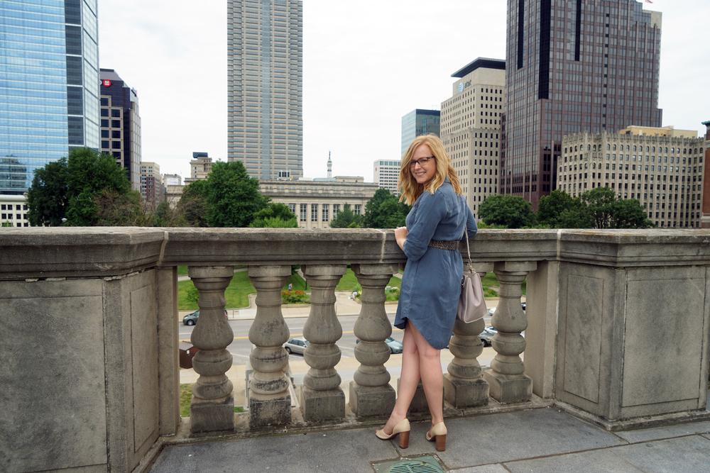 Maggie a la Mode - Best Shirt Dress 4.JPG