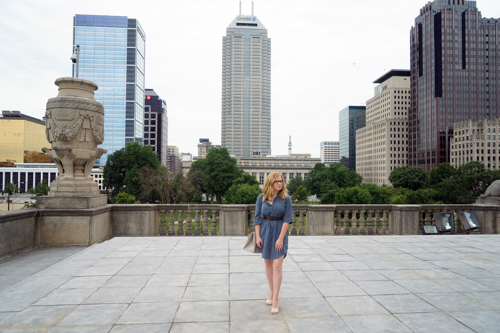 Maggie a la Mode - Best Shirt Dress 3.JPG