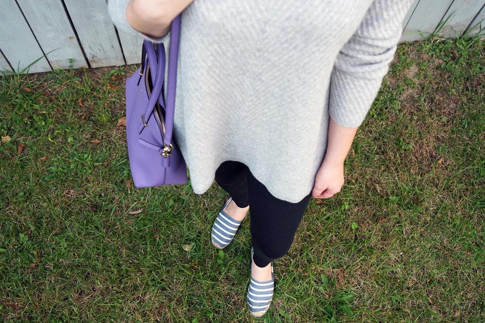 Soludos Classic Striped Espadrille - Maggie a la Mode