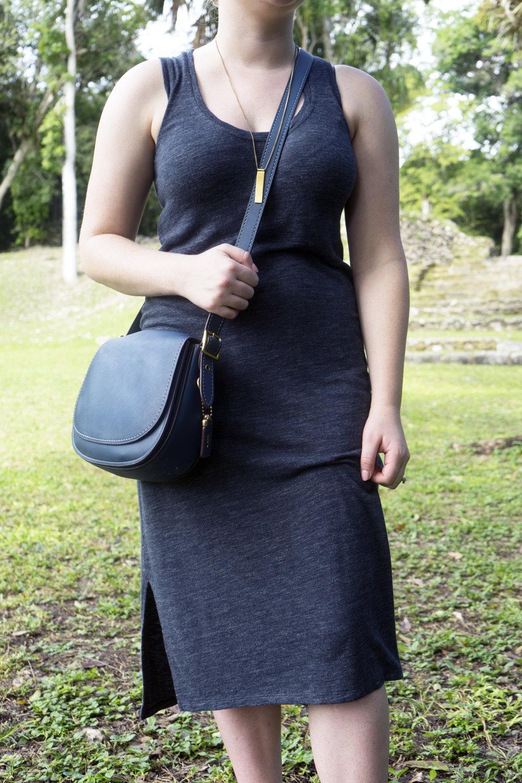 Maggie a la Mode - Mayan Ruins in Belize 9.JPG