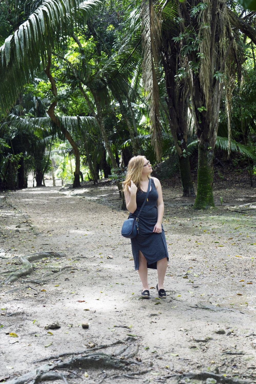 Maggie a la Mode - Mayan Ruins in Belize 10.JPG