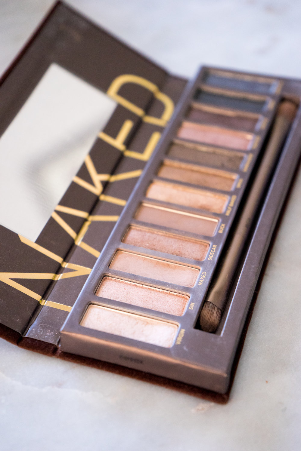 Maggie a la Mode - Urban Decay Naked Palette