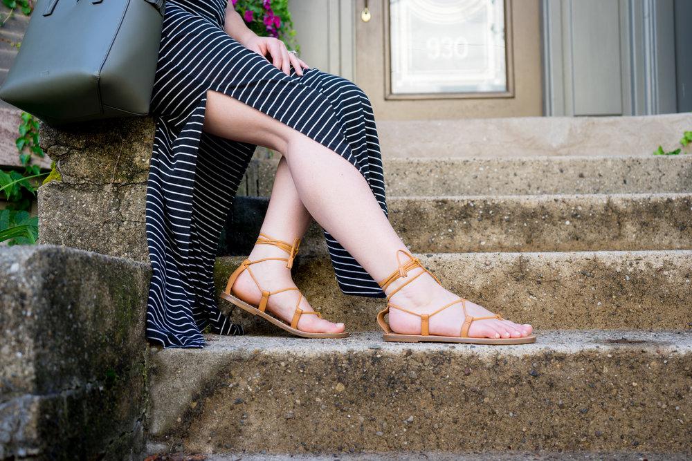 Maggie a la Mode - Madewell Boardwalk Lace-Up Sandals-4.jpg