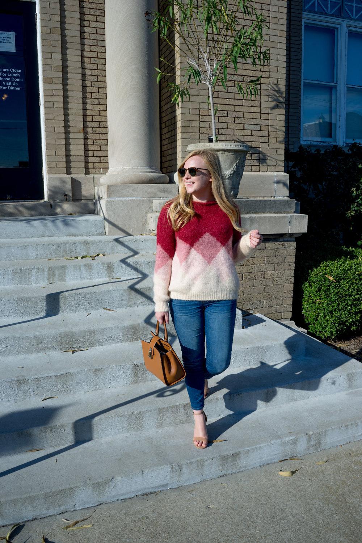 Maggie a la Mode - Sezane Leopold Multi Pink Sweater-7.jpg