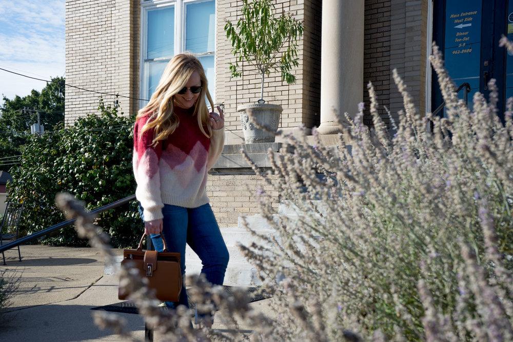 Maggie a la Mode - Sezane Leopold Multi Pink Sweater-1.jpg
