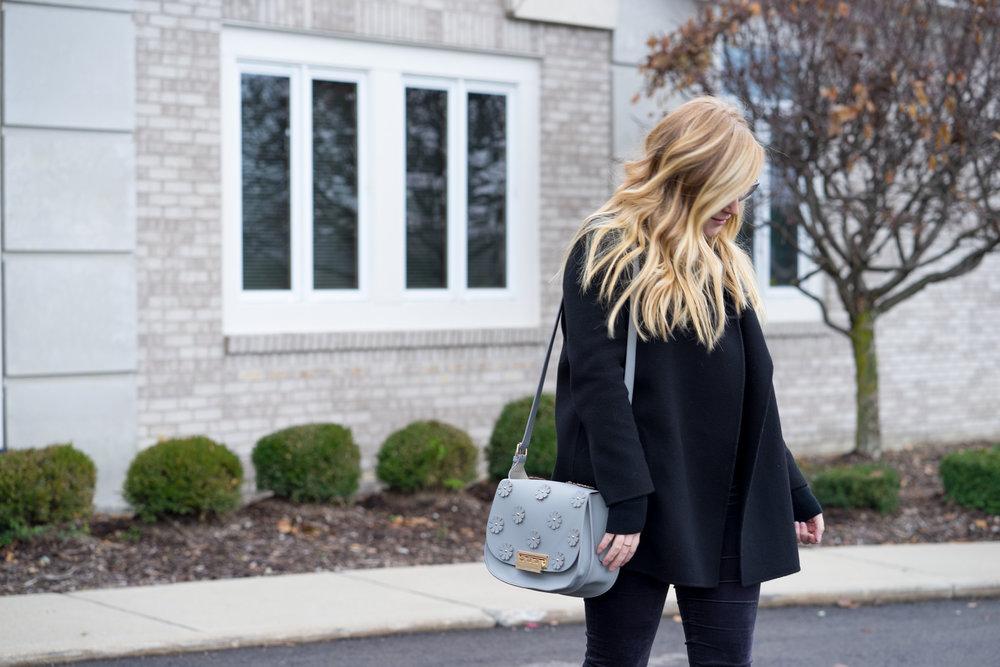 Maggie a la Mode - AG Farrah Velvet Skinny Jeans Theory Clairene-1.jpg