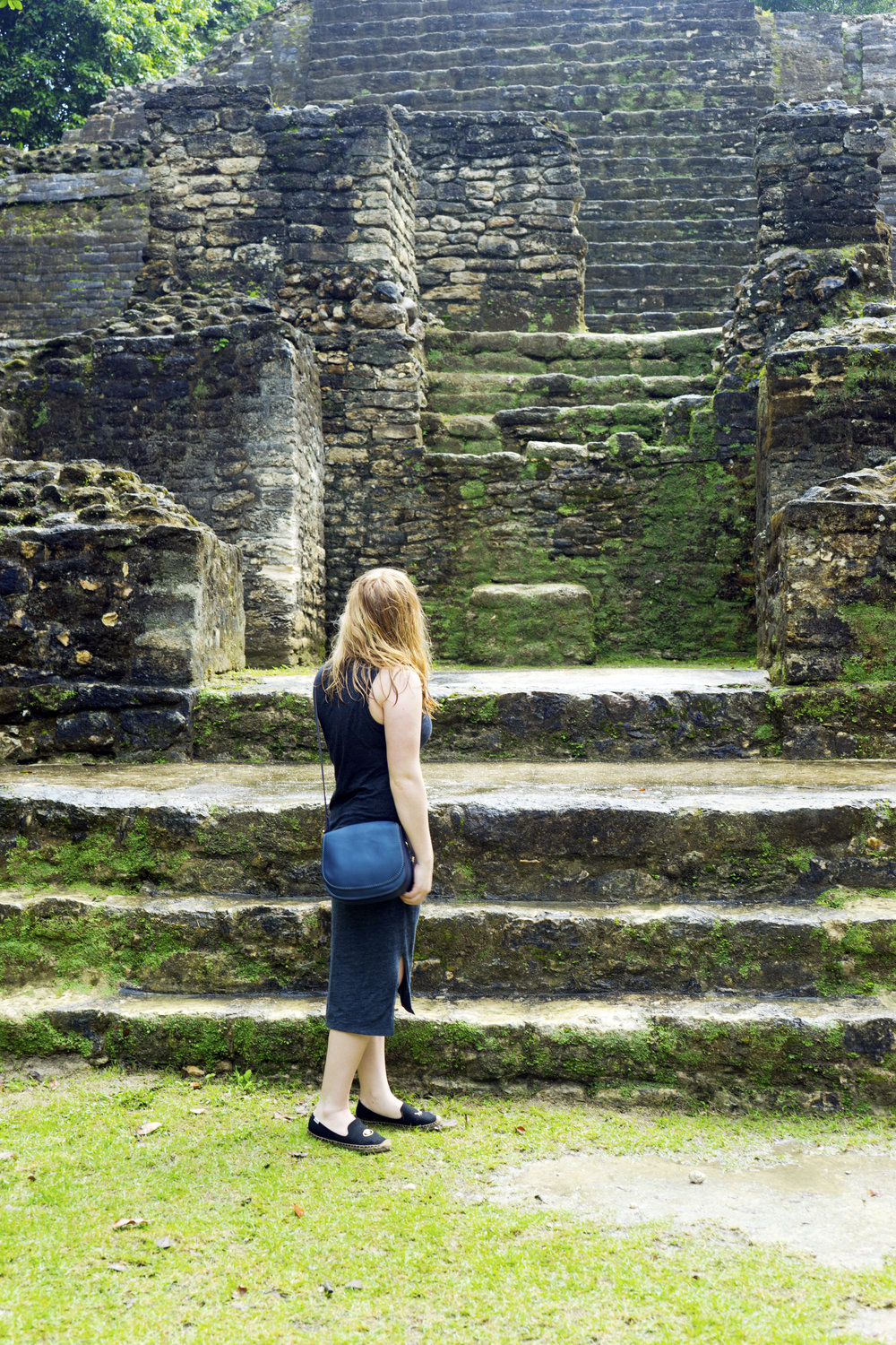 Maggie à la Mode: The Best of 2017. January - Travel à la Mode: Lamanai Mayan Ruins in Belize