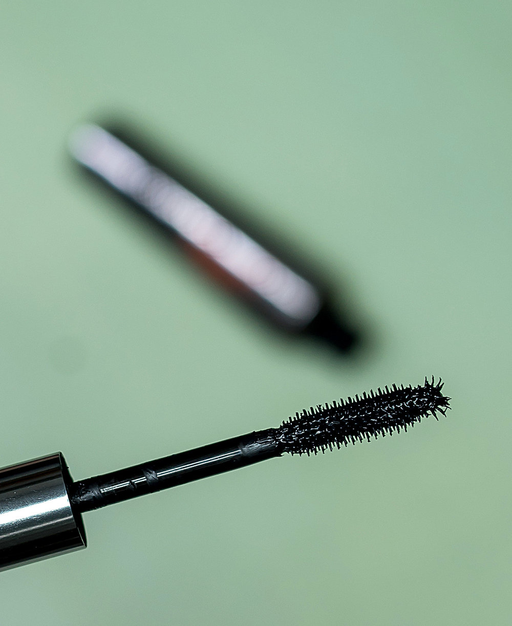 Maggie a la Mode - They're Real! Mascara Brush and Bristles by Benefit Cosmetics