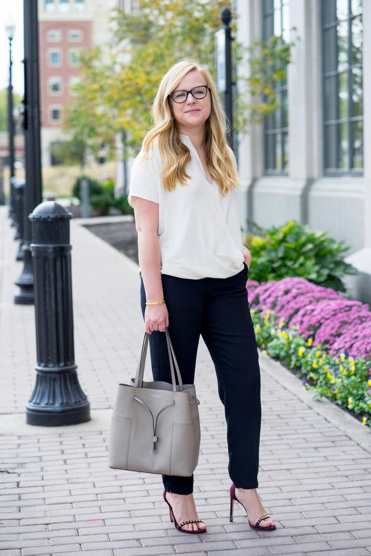 Maggie a la Mode - Most Popular Items 2018 J Crew Factory Drapey Pants