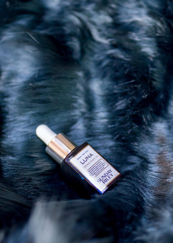 Maggie a la Mode - Most Popular Items 2018 Sunday Riley Luna Sleeping Night Oil