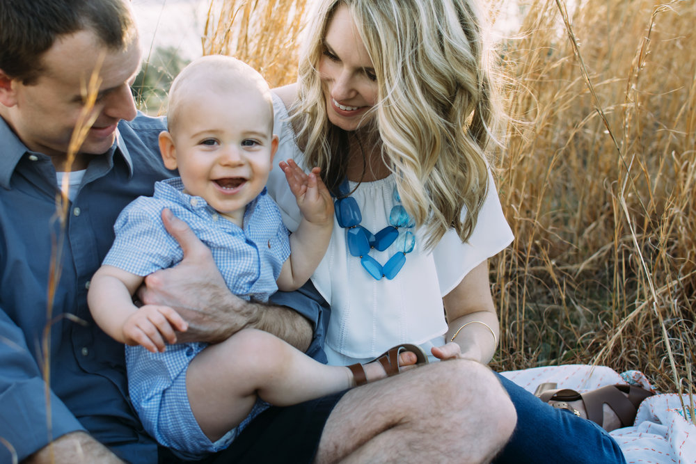Fort Mill family lifestyle photo session