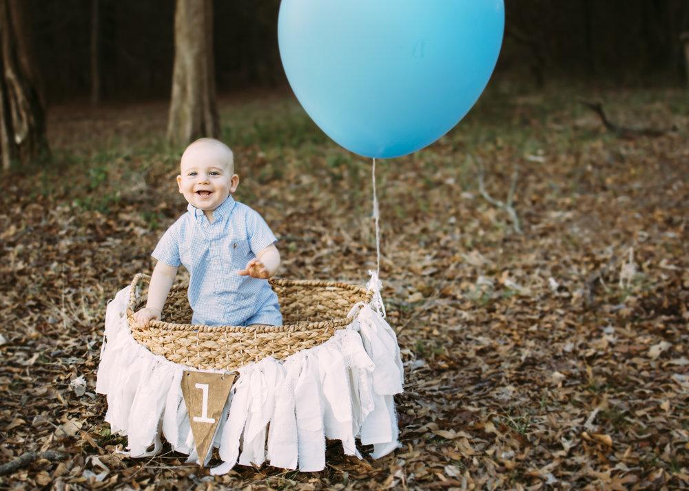 Baby's First Birthday Charlotte, NC