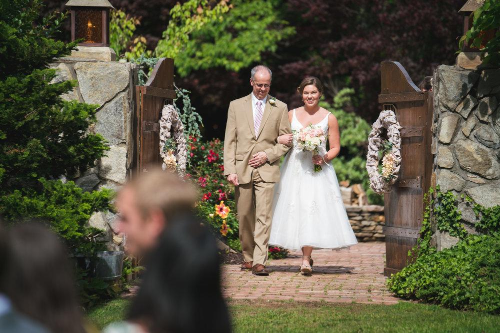 Wedding | Viewpoint at Buckhorn Creek in Greenville, SC