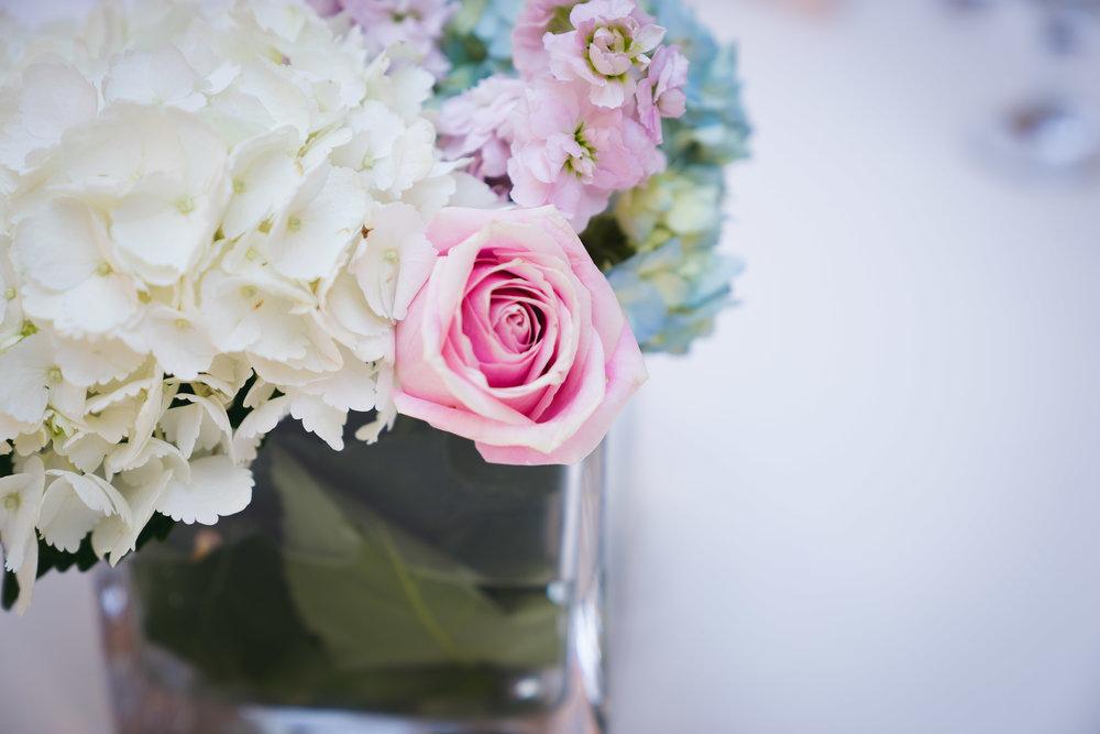 Beautiful bride bouquet, Downtown Greenville Wedding
