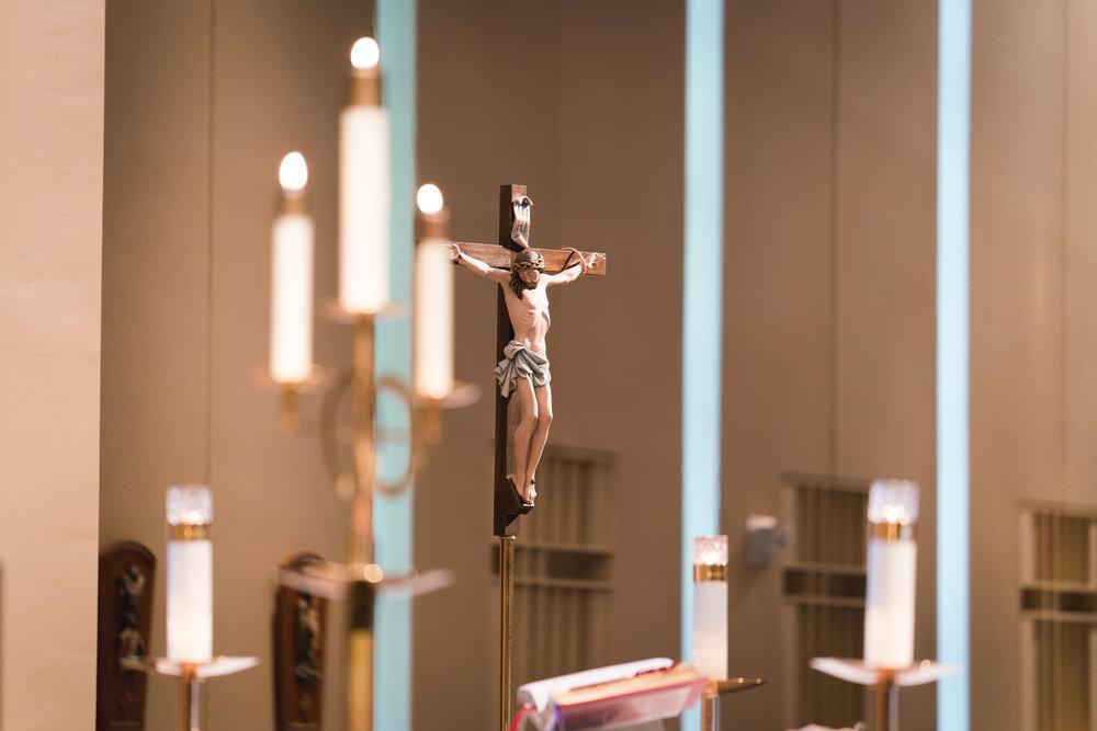 Jesus | St Mary Magdalene Catholic Church Simpsonville, SC